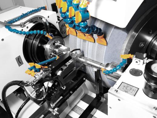 Automobilindustrie getriebewellen bearbeitung DANOBAT
