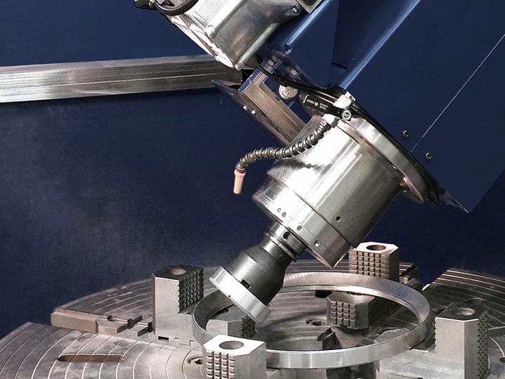 Oil and gas ball valve seat rings DANOBAT