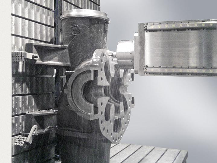 Ekipamendu ondasunen industriako ponpa, balbula eta konpresoreak SORALUCE