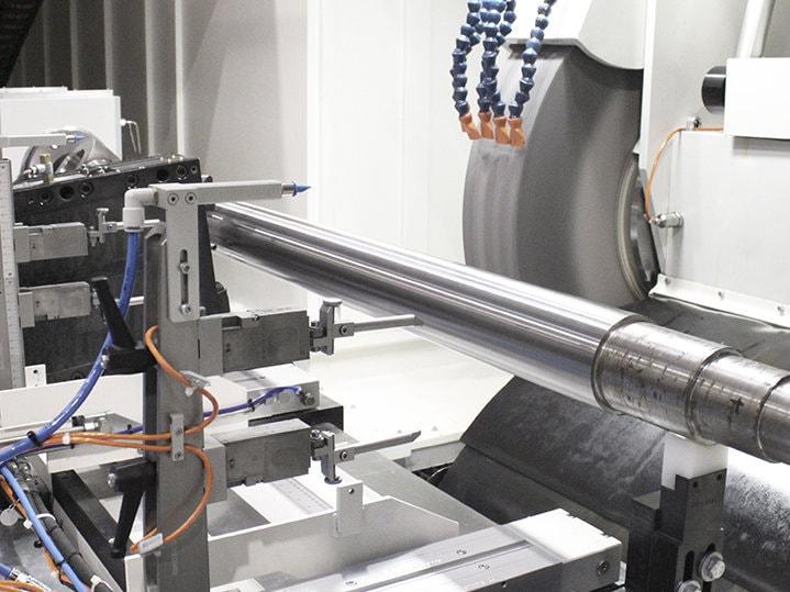 Ekipamendu ondasunen industriako zilindro hidraulikoak DANOBAT