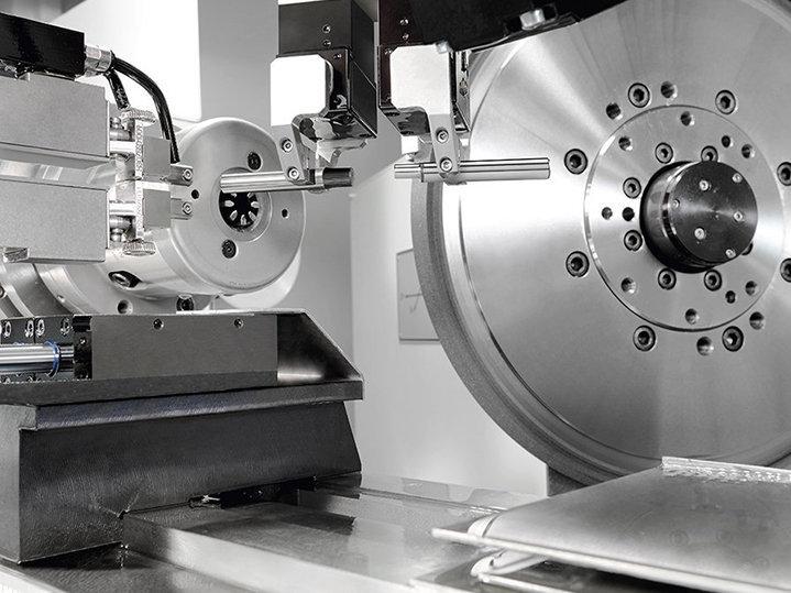 Automobilindustrie ABS motorwellen bearbeitung DANOBAT