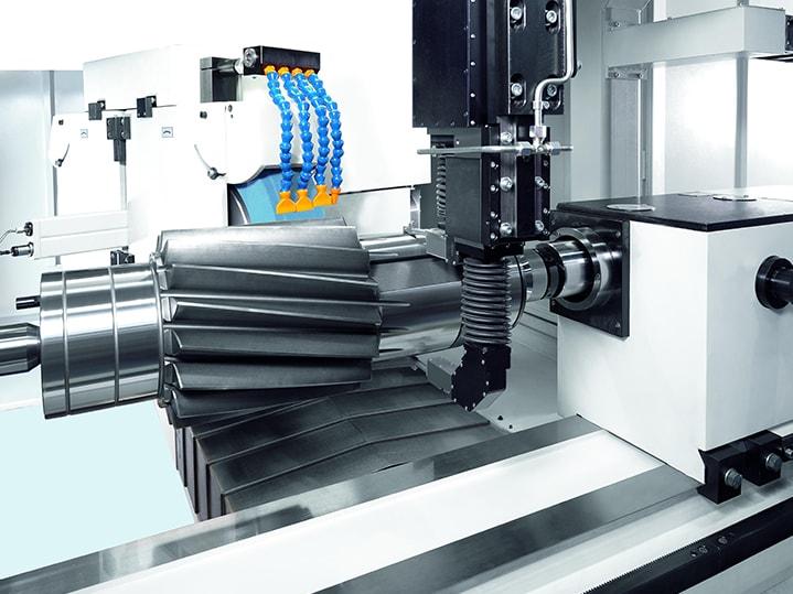 Bienes de equipo ejes de transmisión Rectificadora de exteriores DANOBAT
