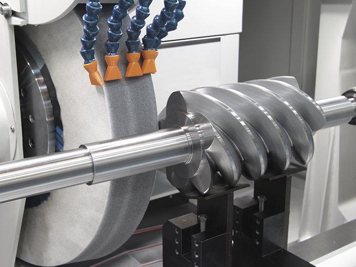 Ekipamendu ondasunen industriako torlojuzko konpresoreak DANOBAT