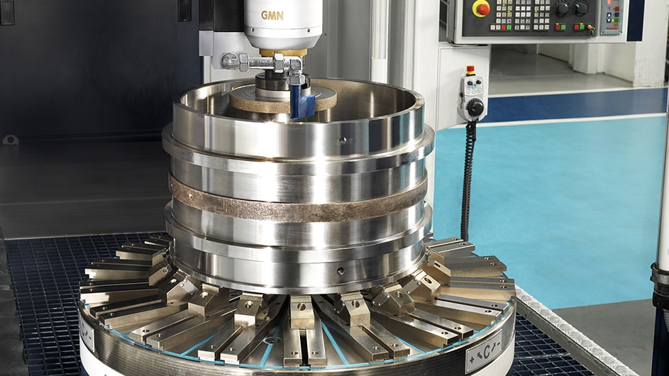 Cooper Roller Bearings Complete grinding and turning solution for heavy duty bearings 1