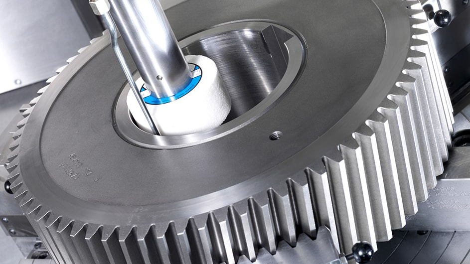 Sew Eurodrive Complete machining of engine gears in a single set-up 2