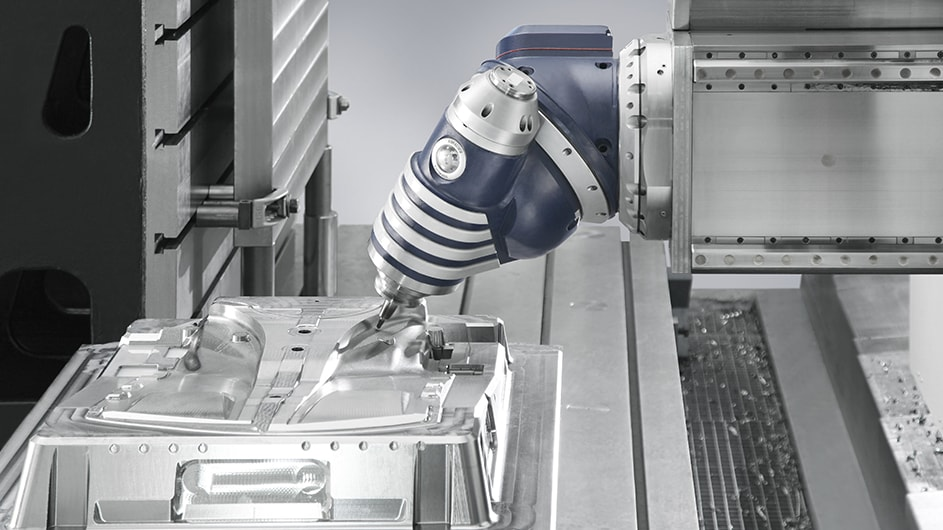 GEOCAM– Versatile solution for the machining of moulds and dies for the automotive sector 1