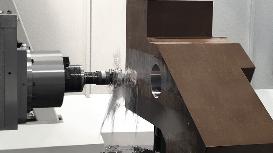 GENERAL ELECTRIC satisface la creciente demanda de producción de componentes cada vez mayores 1