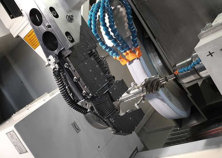 Grupos Diferenciales Customised grinding machines for machining gears
