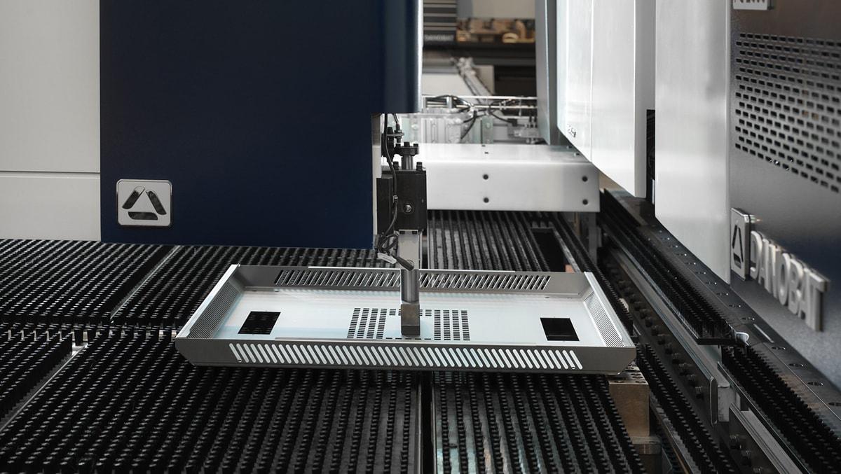 Electrical cabinets DANOBAT