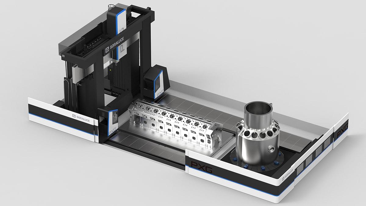 Крупногабаритные двигатели без электропривода - Компания SORALUCE