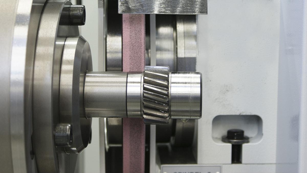 Engranes Rectificadora de exteriores DANOBAT