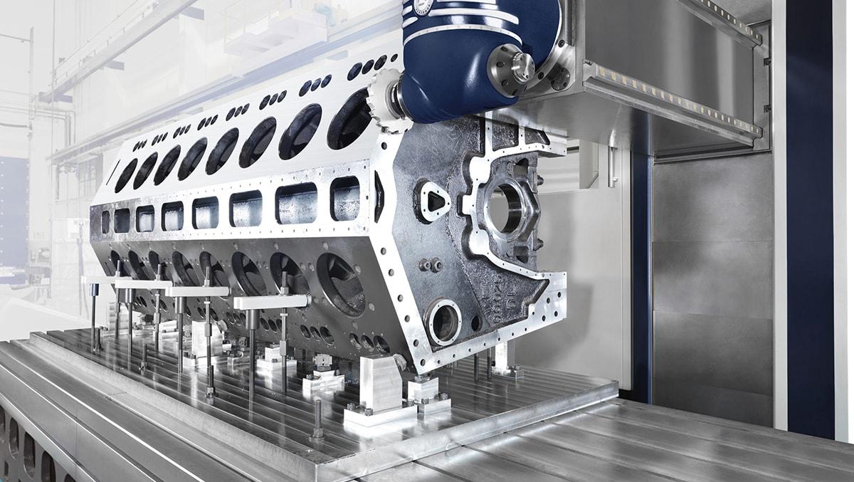 Блок тягового двигателя  - Компания SORALUCE
