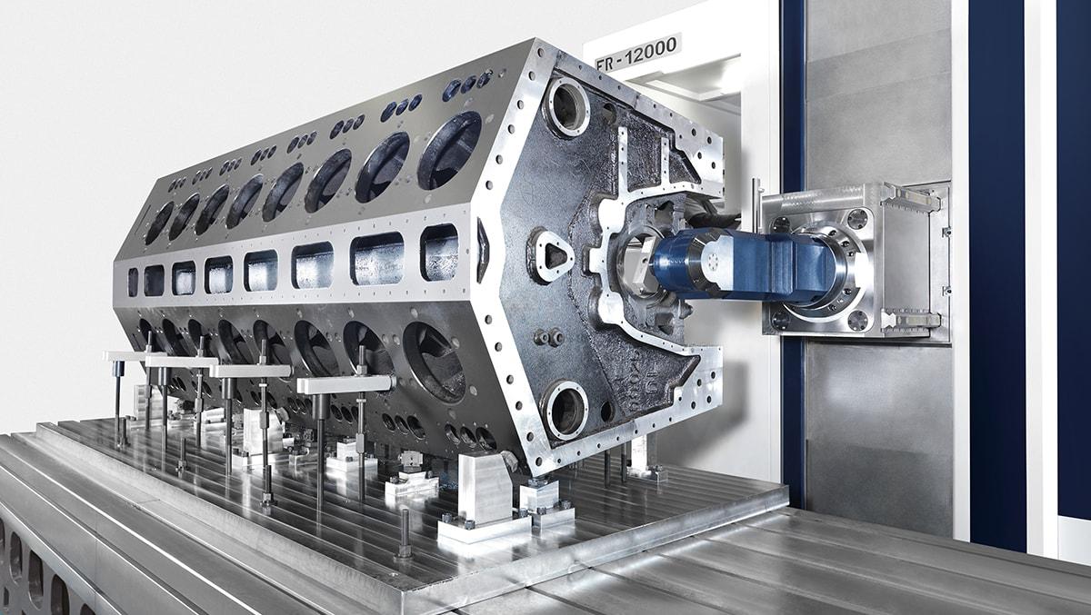 Блок тягового двигателя рельсового транспорта - Компания SORALUCE