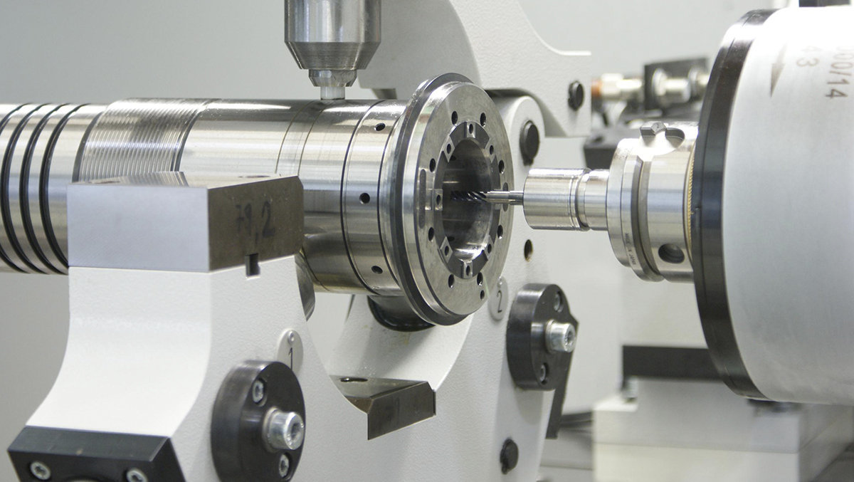 Machine tool components - External grinding DANOBAT