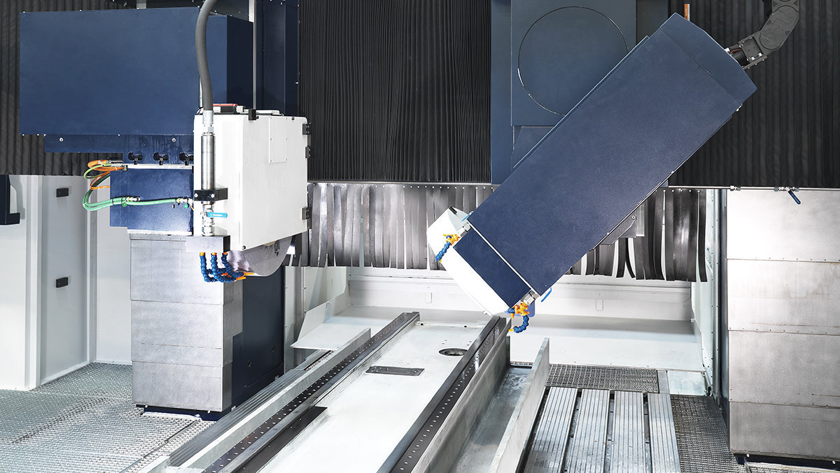 Machine tool components - Surface grinding DANOBAT