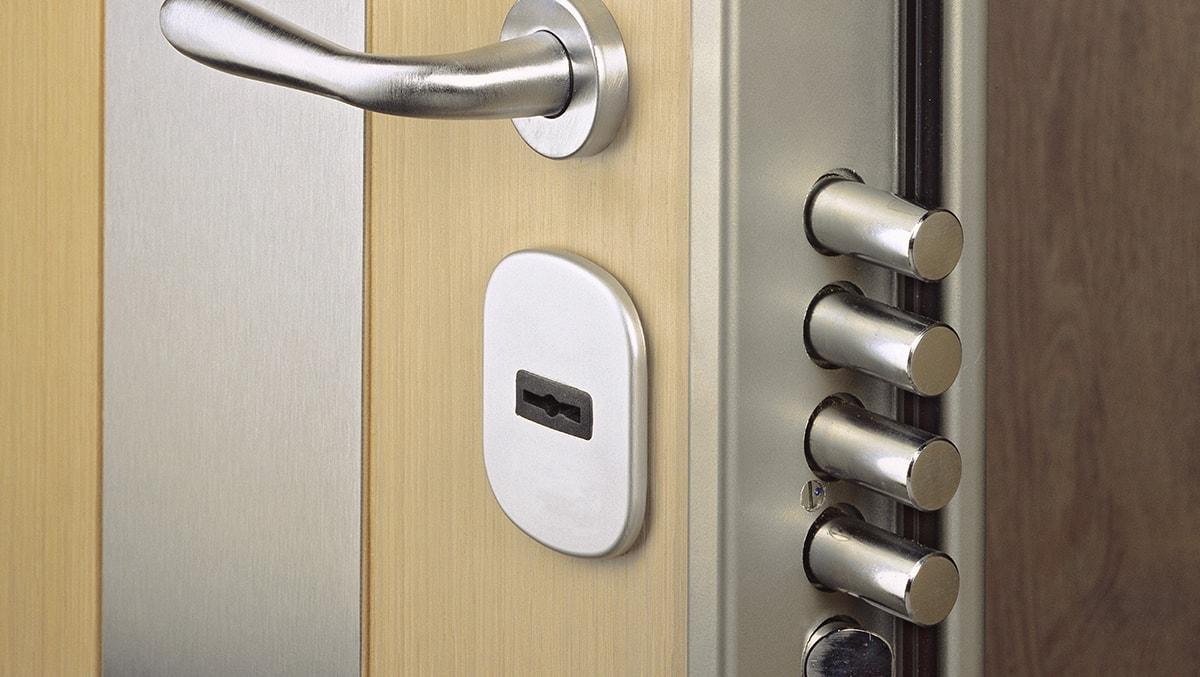 Металлические двери - Компания DANOBAT