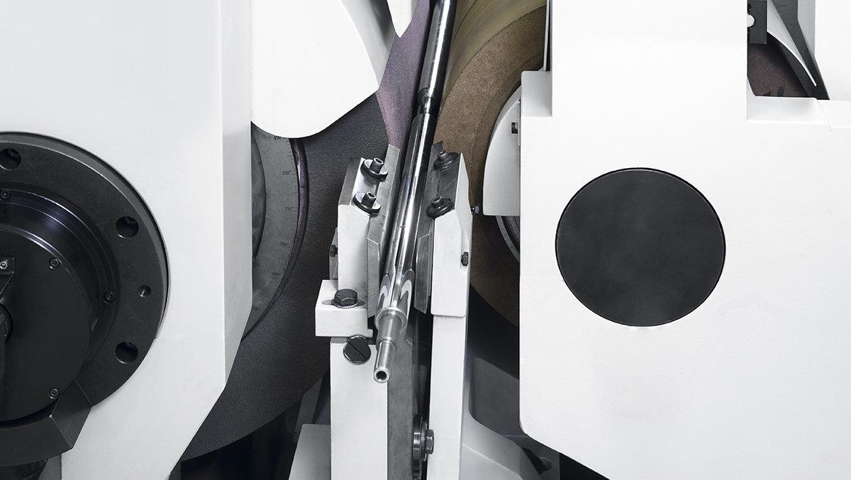 Shock absorber rods - Centerless grinding DANOBAT