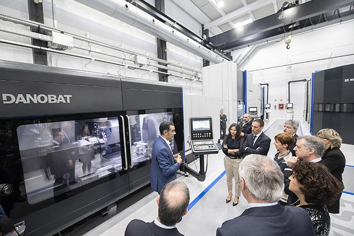 Nace el nodo de digitalización y rectificado industrial de Euskadi