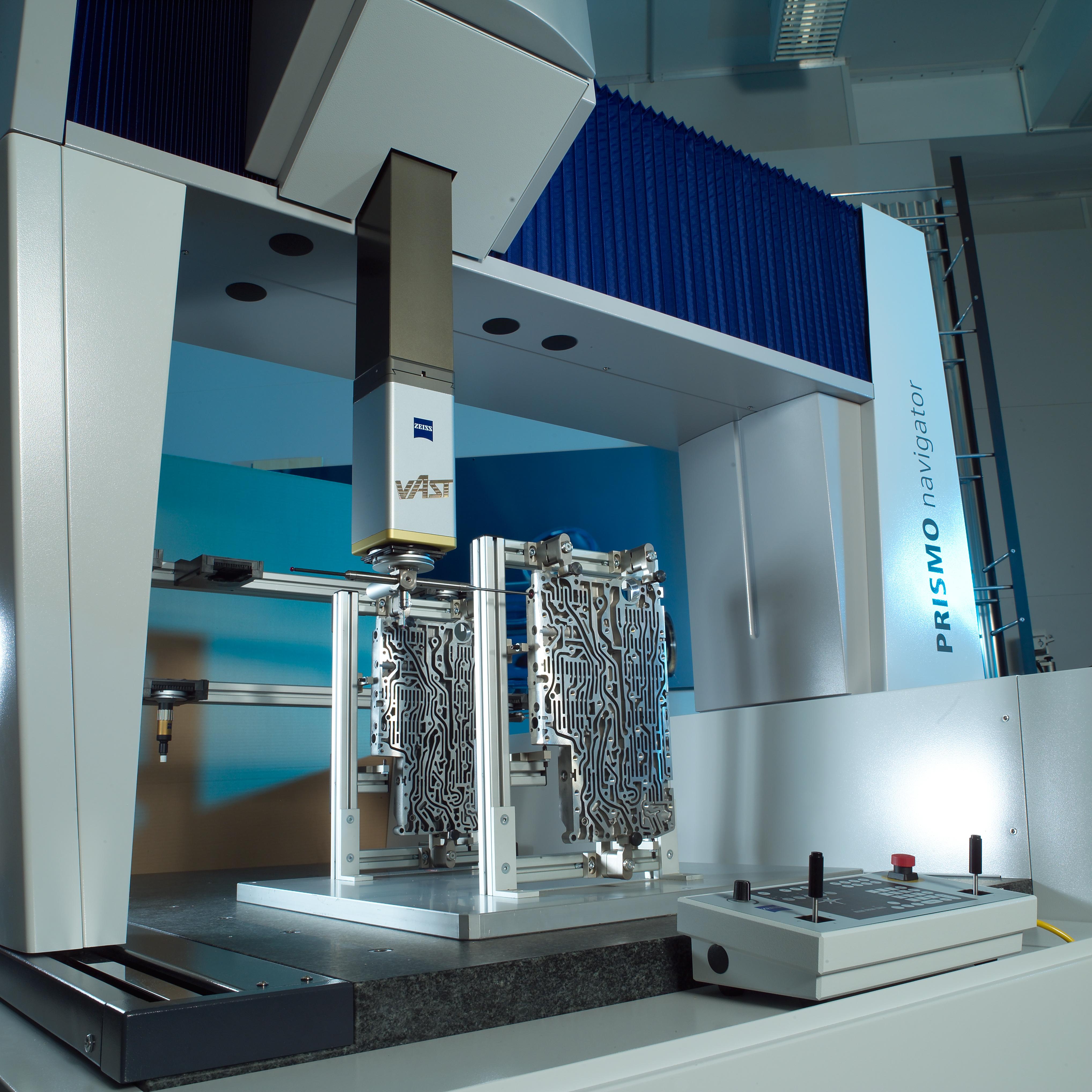 GOIMEK adquiere la máquina Zeiss Prismo Navigator para mediciones de alta precisión.