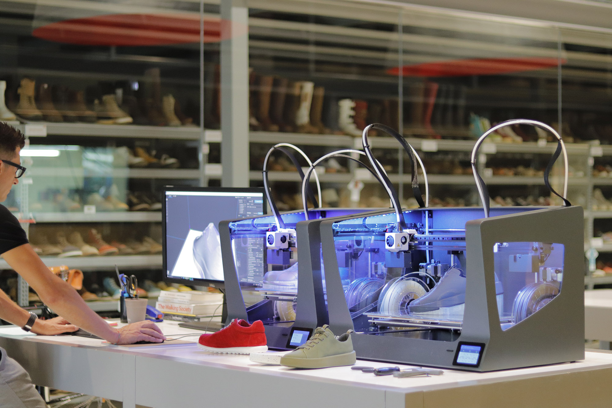 Danobatgroup invests in the BCN3D start-up in order to diversify its technological offer