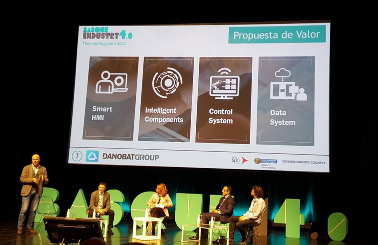 DANOBATGROUP shares its capabilities in digitalisation in the Basque Industry Forum 4.0DANOBATGROUP shares its capabilities in digitalisation in the Basque Industry 4.0 forum
