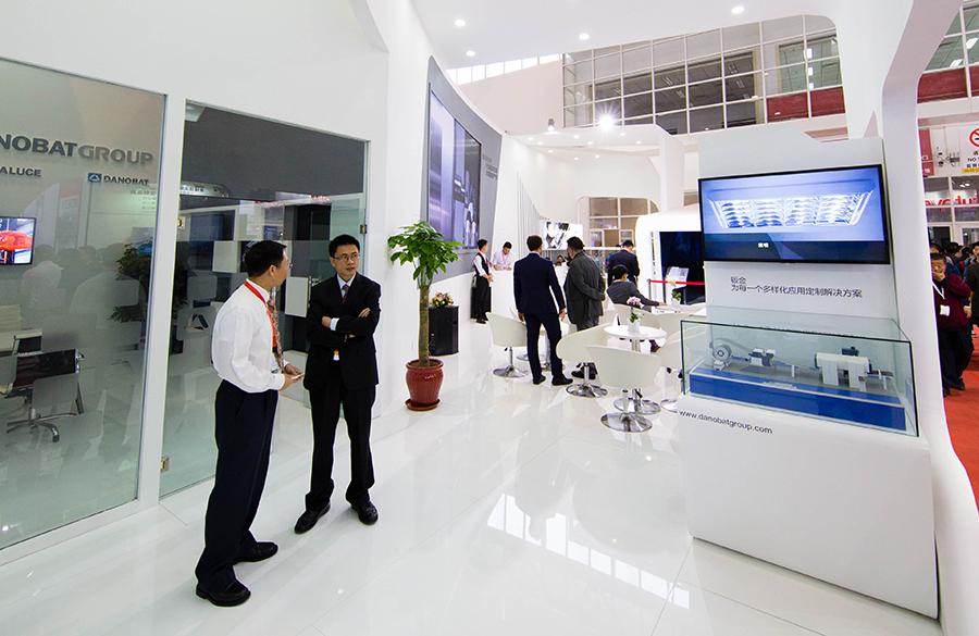 DANOBATGROUP presenta los últimos desarrollos DANOBAT y SORALUCE en la feria CIMT de Pekín