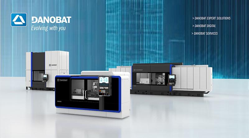 DANOBAT setzt bei seinem Auftritt auf der EMO in Hannover auf industrielle Digitalisierung und auf die Entwicklung fortschrittlicher Fertigungslösungen