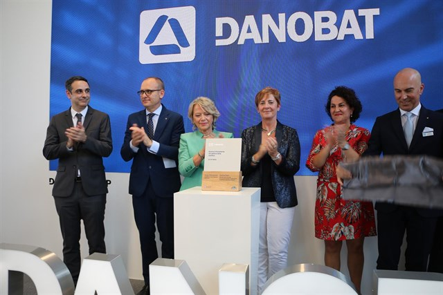 DANOBAT strengthens its international presence with the opening of an industrial plant in Italy