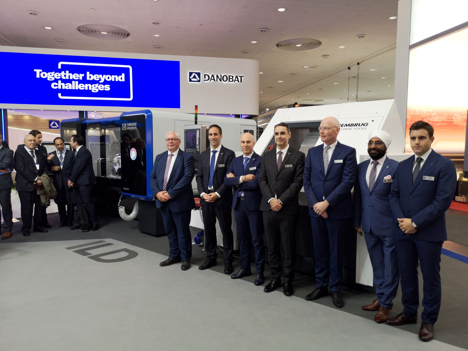 Danobat acquires the Dutch firm Hembrug Machine Tools to strengthen its position in the field of finish hard turning