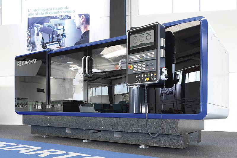 DANOBAT wird seine aktuellsten innovativen Lösungen im Bereich Schleifen und Drehen auf der BIMU 2018 in Mailand präsentieren