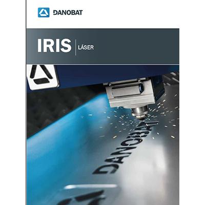 Лазерная резка от компании DANOBAT серия IRIS