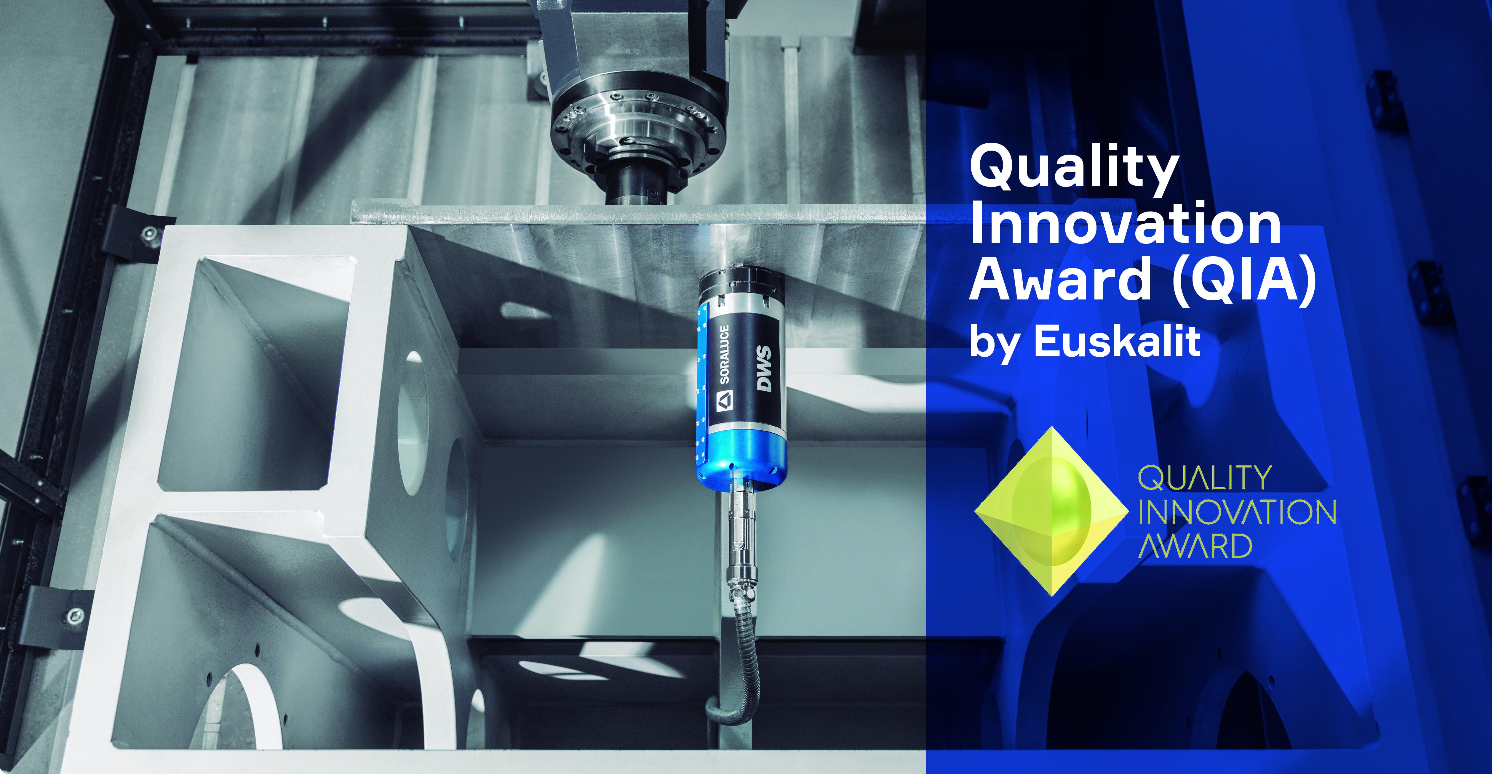 Soralucek irabazi du Quality Innovation Award saria Euskadin