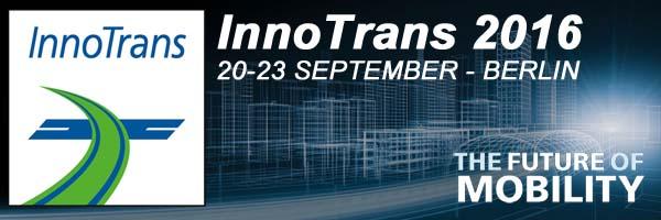 DANOBAT para el sector ferroviario se exponen en la feria INNOTRANS 2016