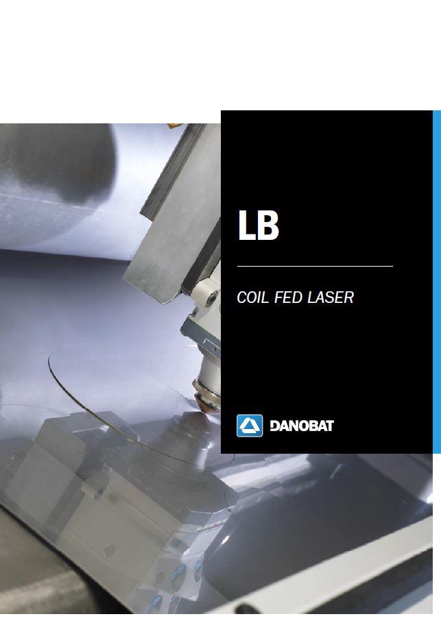 Danobat Coil fed laser