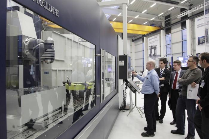 SORALUCE presenta innovaciones y desarrollos tecnológicos de vanguardia durante Technology Days 2015