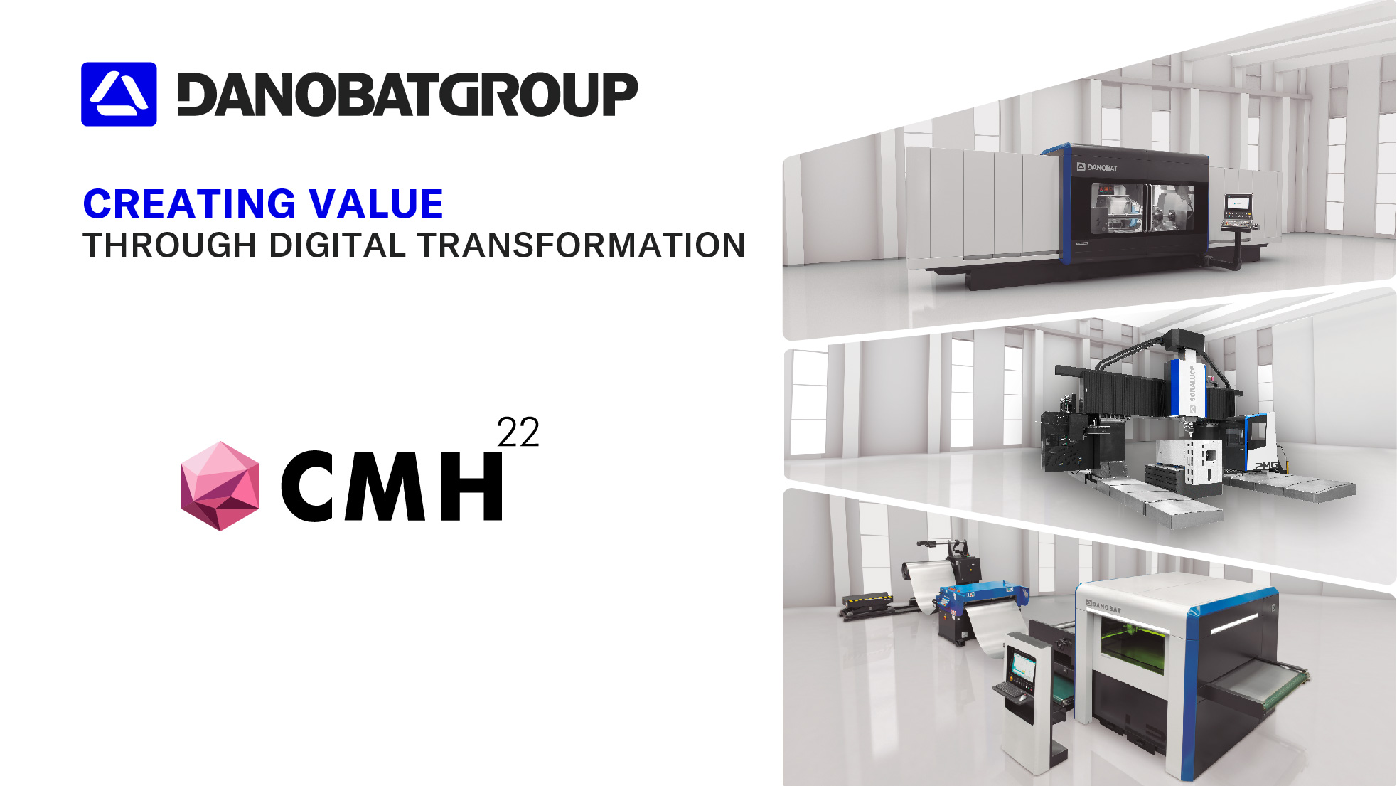 Danobatgroup evidences its commitment to digitalisation and talent management at the Machine Tool Congress
