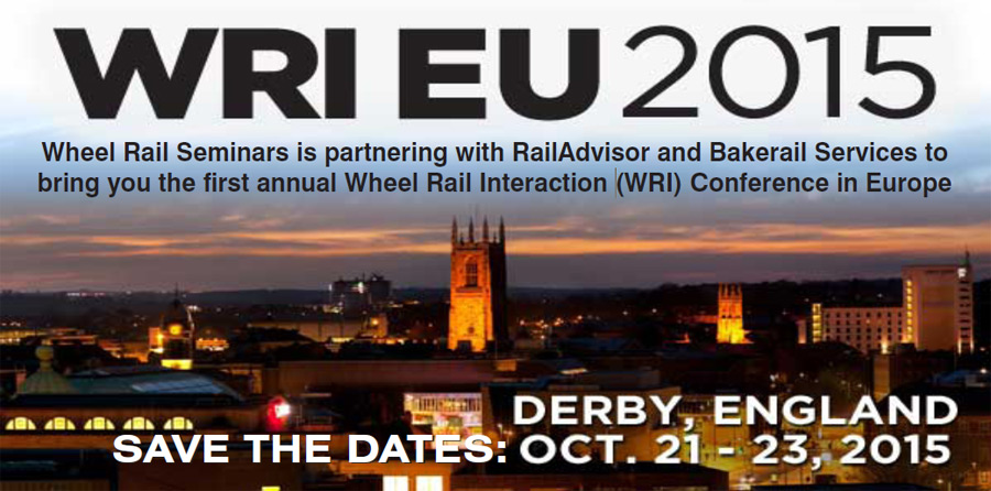 WRI EU from 21st to 23rd of October 2015