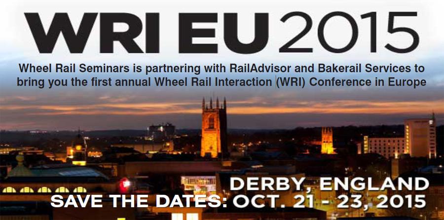 WRI EU del 21 al 23 de octubre del 2015