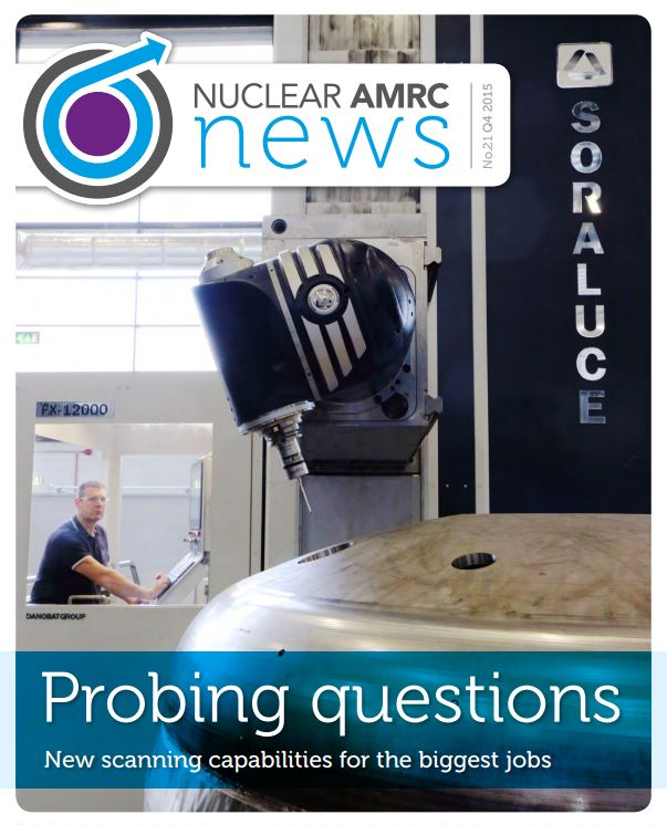 the evolution of the energy sector in partnership with the Nuclear AMRC