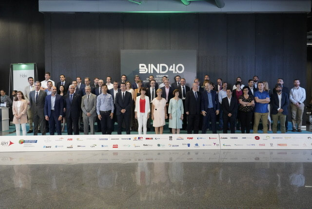 Danobatgroup se suma por cuarto año a la  iniciativa BIND 4.0