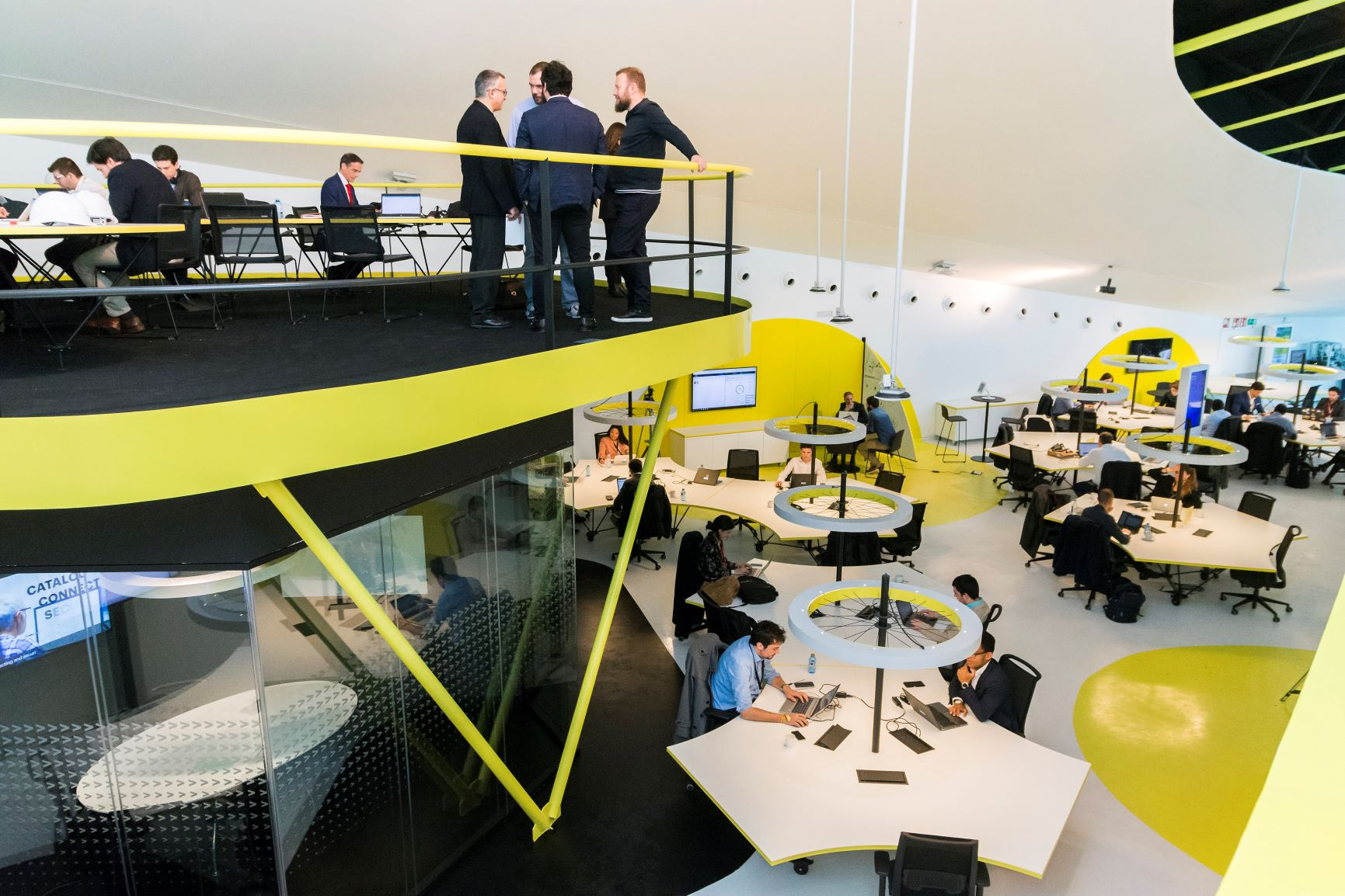 -	New Industry X.0 Centre of Accenture in Bilbao