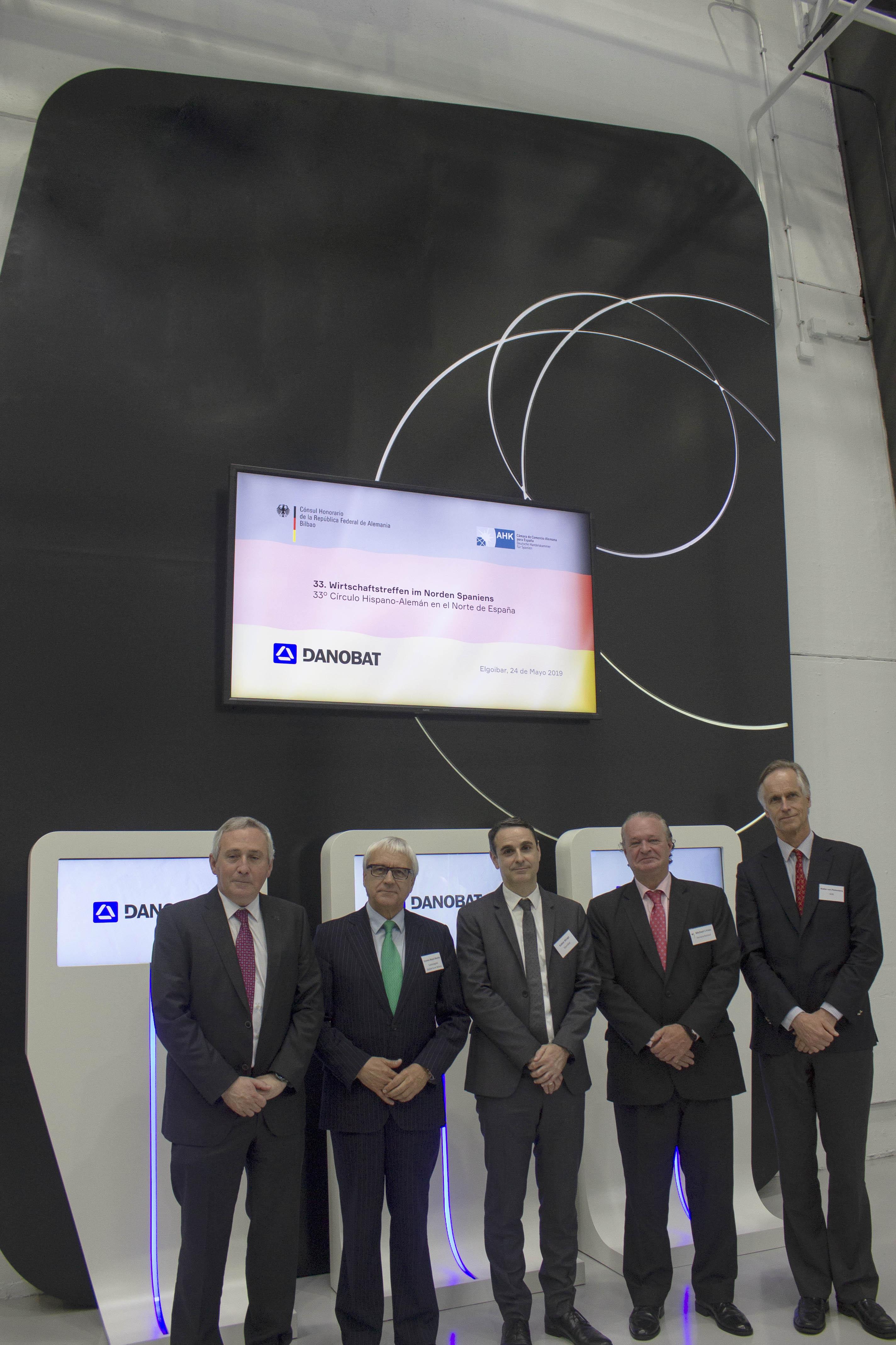 DANOBAT acoge un foro empresarial para reforzar sus vínculos con el mercado alemán