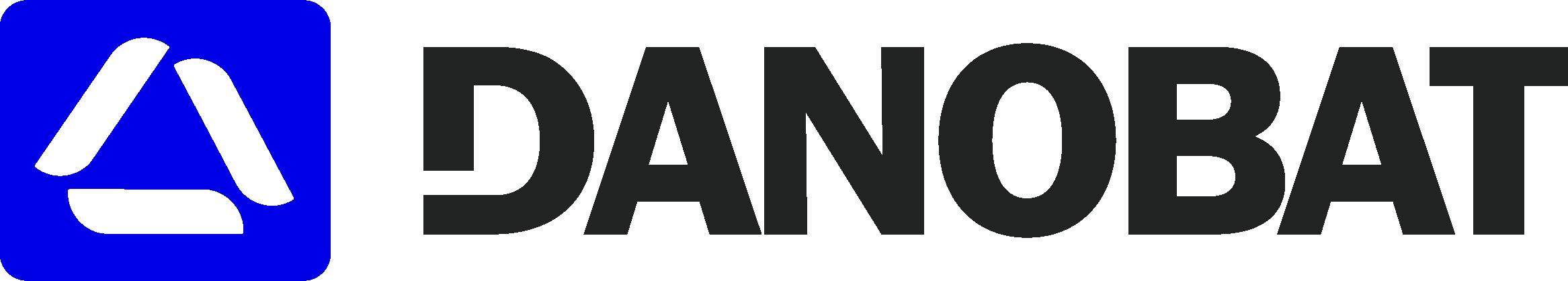 Logo kolorea DANOBAT
