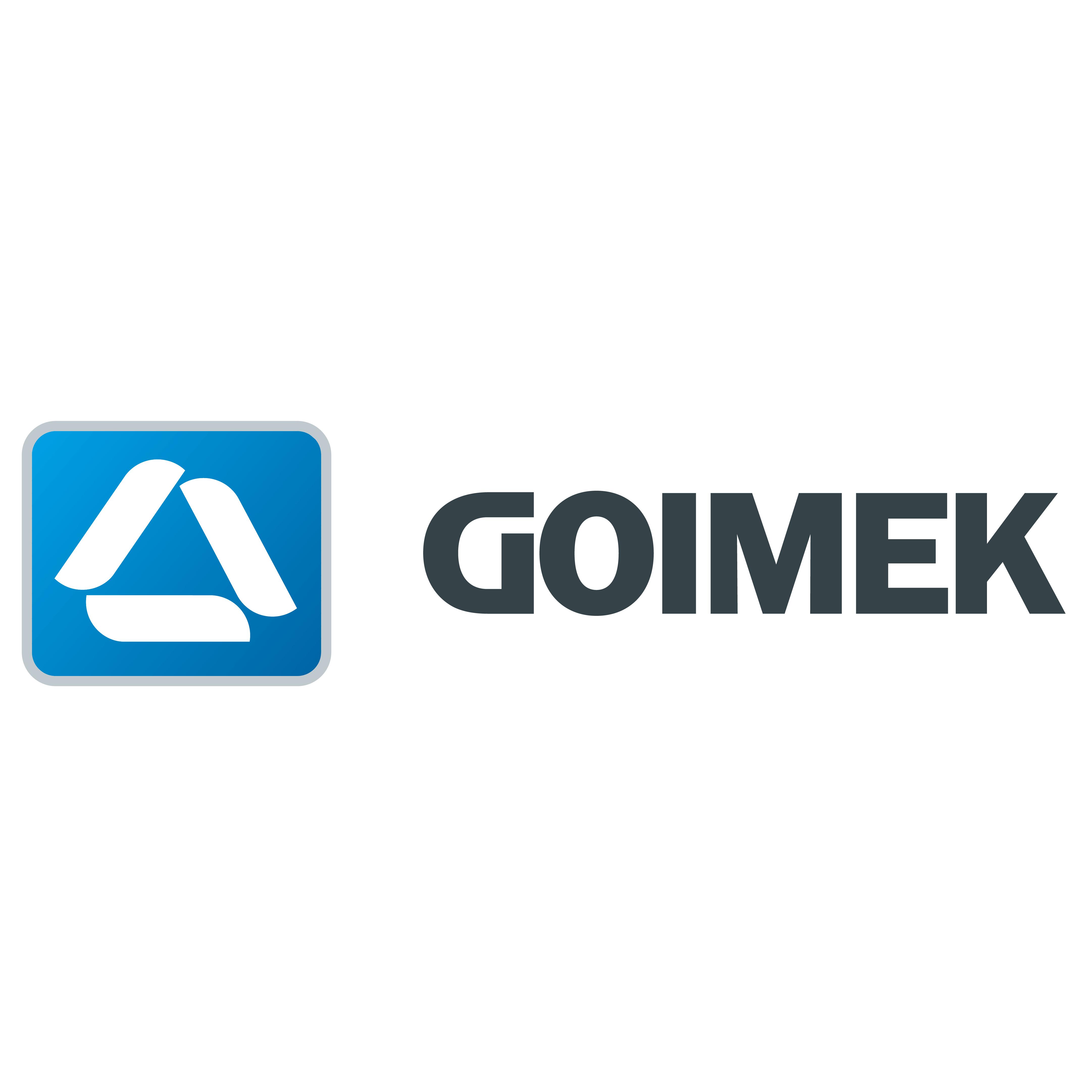 Цветной логотип GOIMEK