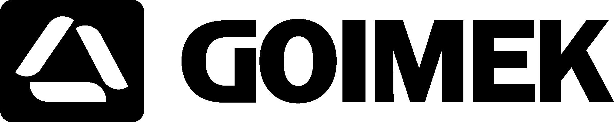 Logo beltza GOIMEK