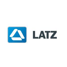Цветной логотип LATZ