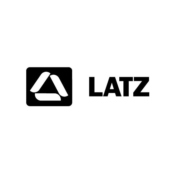 Logo schwarz LATZ