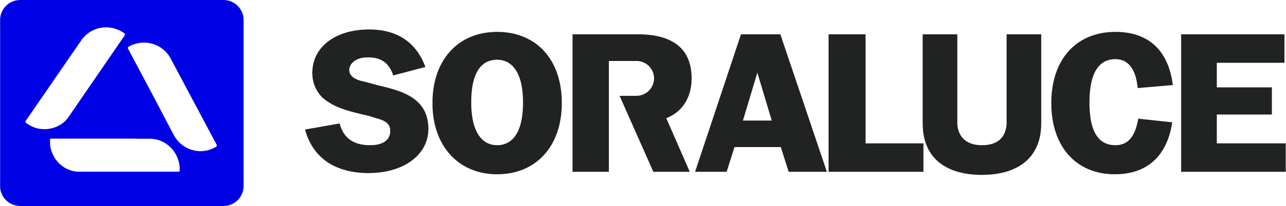 Logo color SORALUCE