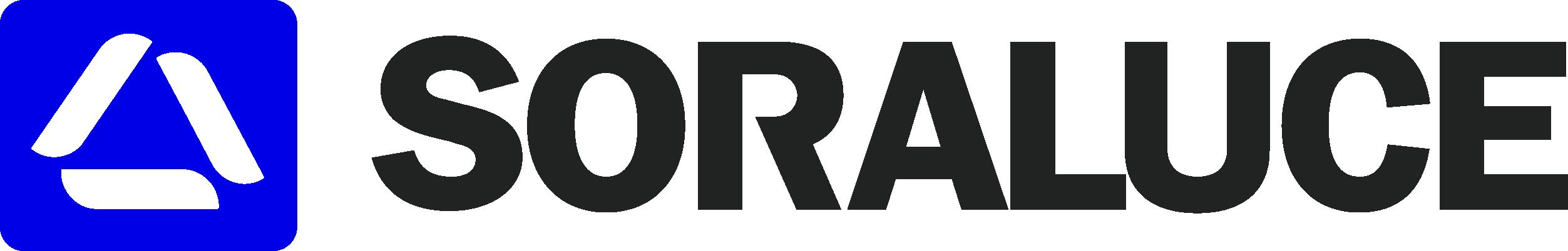 Цветной логотип SORALUCE