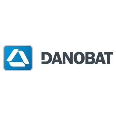 Цветной логотип DANOBAT